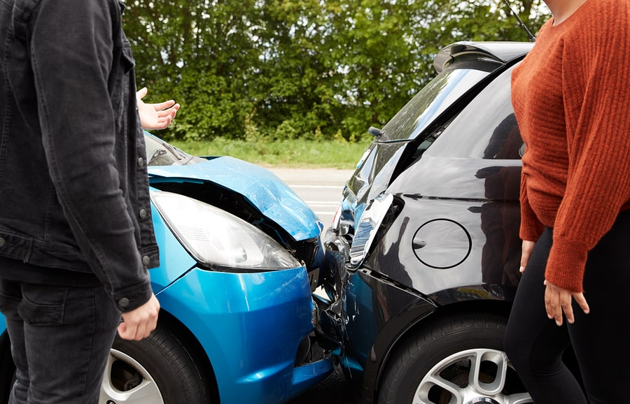 How to Determine Who Bears Liability for a Car Accident